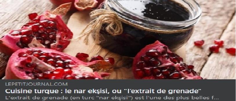 Lepetitjournal.com - Nar Ekşisi